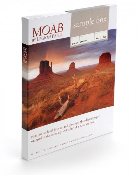 Moab Sample Box EU